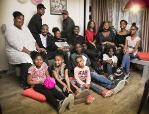 Een huis vol Familie Baumgard